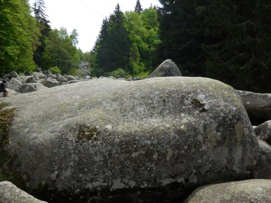 Zlatnite Mostove, Vitosha Mountains, The Stone River Image 4, Bulgaria