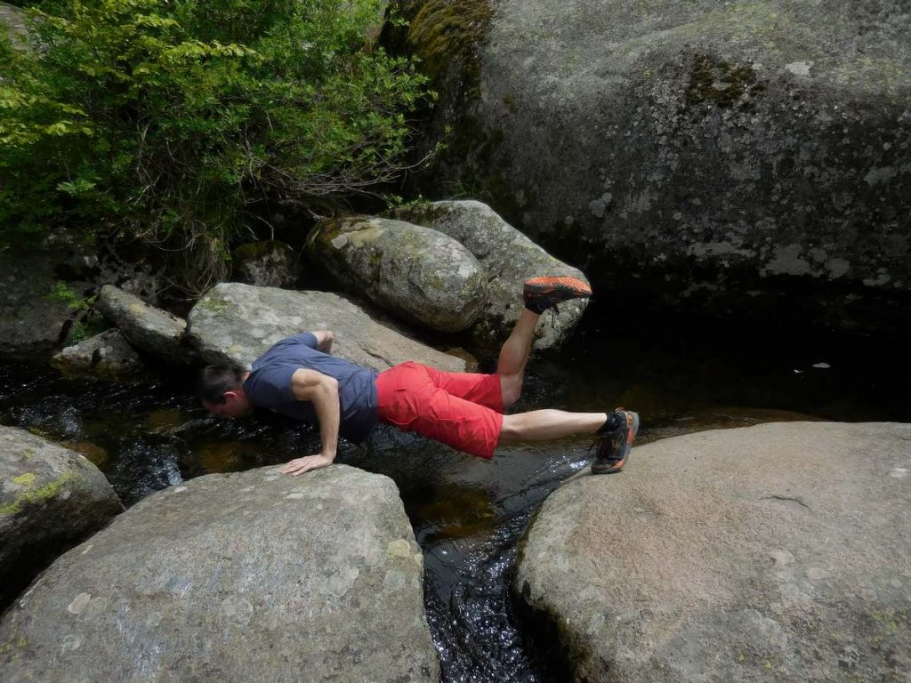 Zlatnite Mostove, Vitosha Mountains, The Stone River Image 5, Svet Drinking, Bulgaria