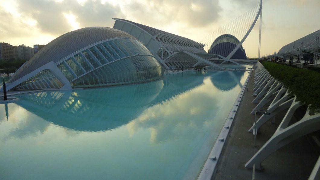 Valencia, Spain, Ciudad de las Artes y las Ciencias, Featured Image, L'Hemisferic