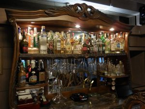 Villa Vuchev, Velingrad, Spa Capital of the Balkans, Bulgaria, Cosy Bar, International Spirits