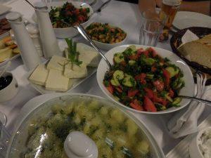 Villa Vuchev, Velingrad, Spa Capital of the Balkans, Lunch and Dinner Menu 3, Bulgaria