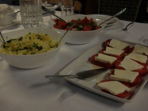 Villa Vuchev, Velingrad, Spa Capital of the Balkans, Lunch and Dinner Menu 4, Bulgaria