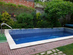 Villa Vuchev, Velingrad, Spa Capital of the Balkans, Hot Mineral Water Pool 1, Bulgaria