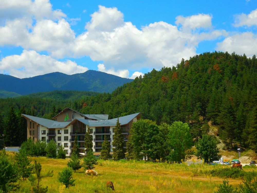 ARTE Spa & Park Hotel, Velingrad, Bulgaria, Outside Panorama