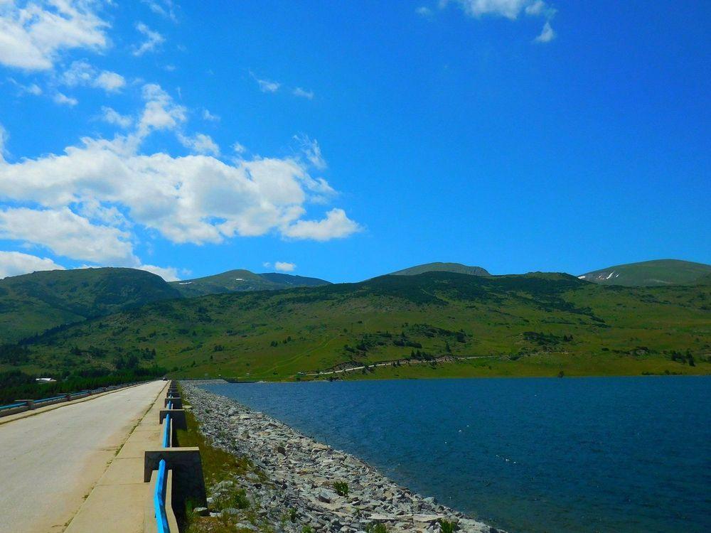 Belmeken Dam, Bulgaria, Yundola, Rila Mountains