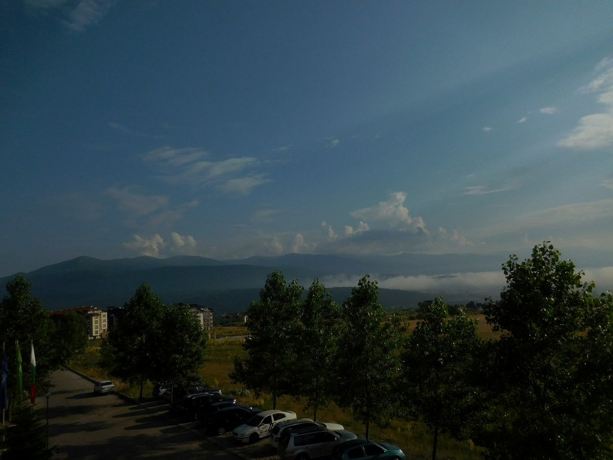 Green Wood Hotel & SPA, Bansko, Bulgaria, Flabbergasting Balcony View