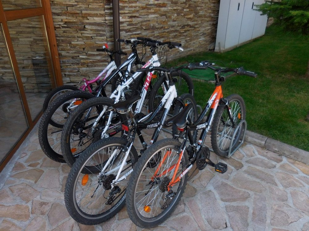 Green Wood Hotel & SPA, Bansko, Bulgaria, Bicycles for Hire