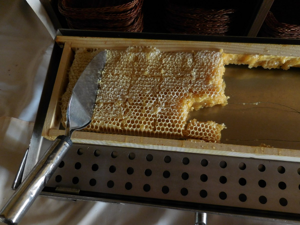 Green Wood Hotel & SPA, Bansko, Bulgaria, Honey in Wax
