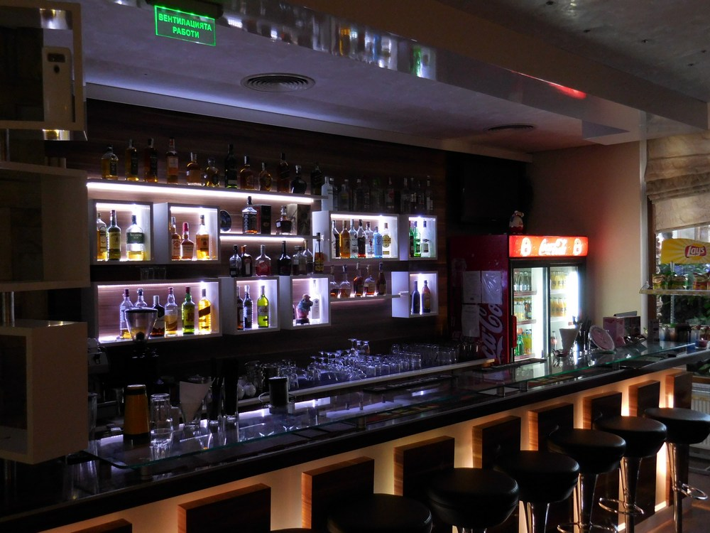 Green Wood Hotel & SPA, Bansko, Bulgaria, Lobby Bar, Level 0
