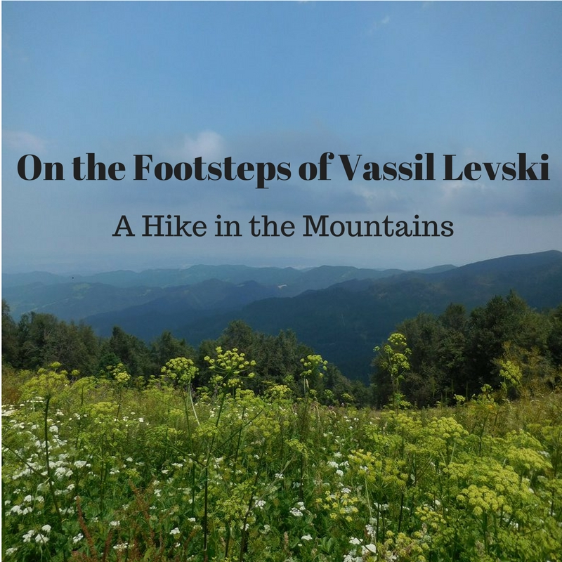 Footsteps, Vassil Levski, Hike, Featured Image, Stara Planina