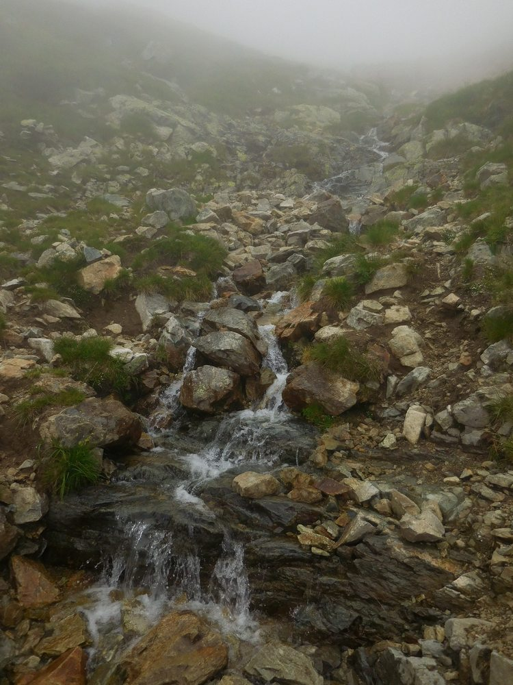 On the Footsteps of Vassil Levski, Hike in the Mountains, Bulgaria, Descending Botev Peak, Creek, Tundzha River