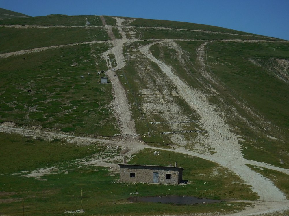 On the Footsteps of Vassil Levski, Hike in the Mountains, Bulgaria, Last Ascend before Botev Peak