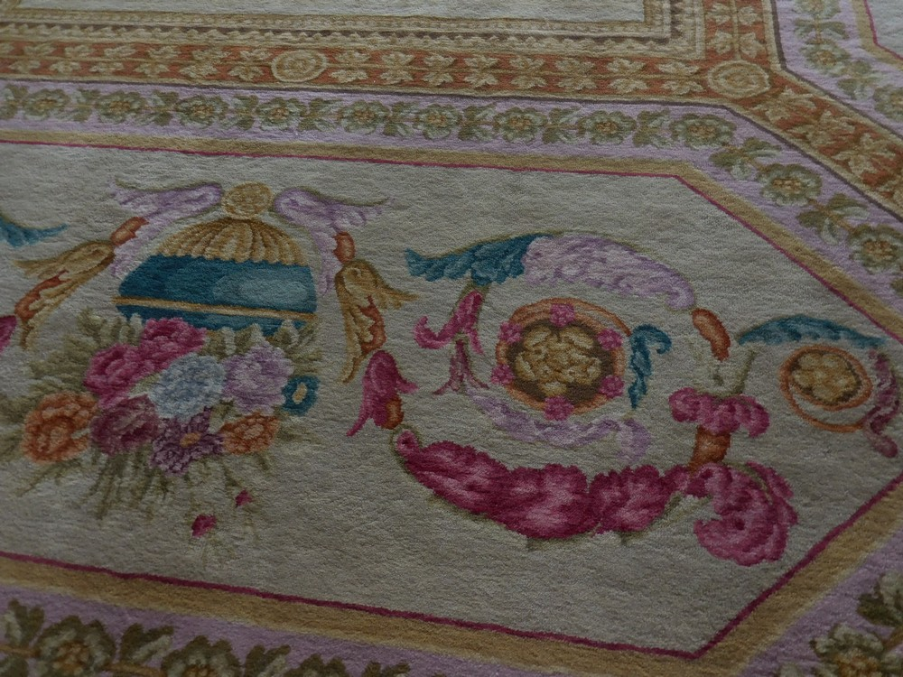 Velingrad, Spa Capital of the Balkans, Kostandovo Carpet Factory, Amazing Carpet, Close Shot, Ornate, Bulgaria