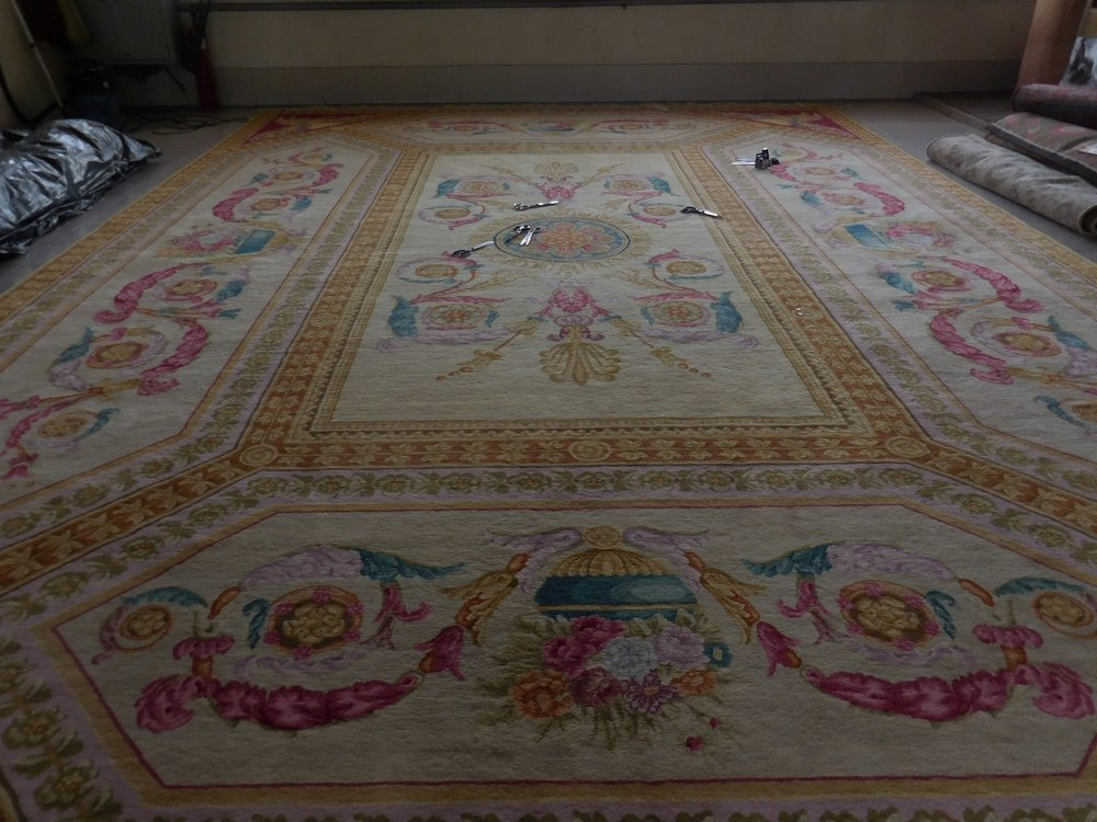 Velingrad, Spa Capital of the Balkans, Kostandovo Carpet Factory, Amazing Carpet, Finished, Bulgaria