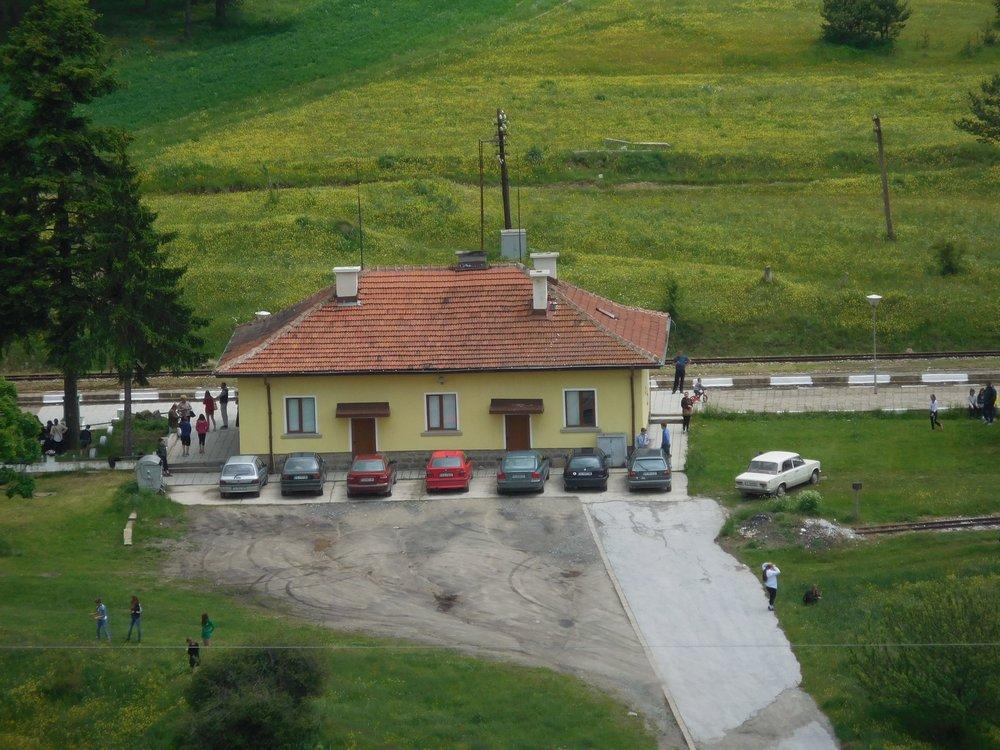 Velingrad, Spa Capital of the Balkans, Narrow-gauge Railroad, Avramovo Station, Bulgaria