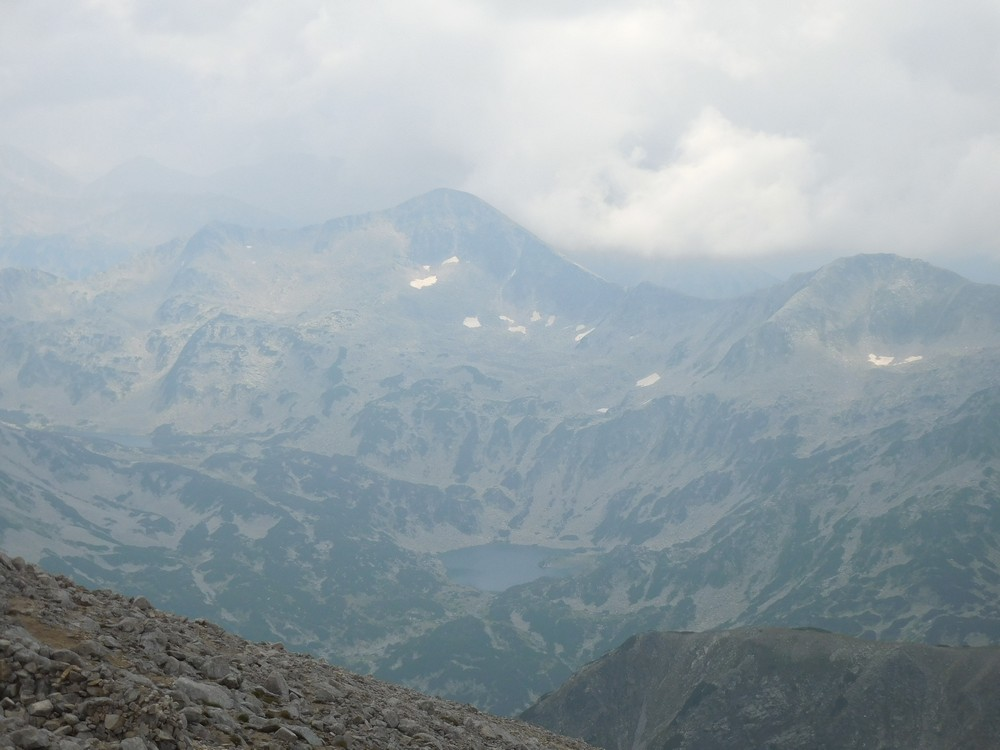 Pirin Mountains, Bulgaria, Mesmerising View from Vihren Peak