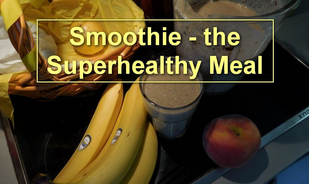 Smoothie, Bananas, Peaches, Apples, Featured Image,