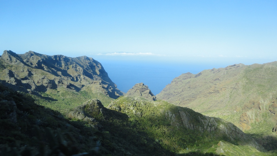 Tenerife, the Island of Eternal Spring, Going to Masca Village, Buenavista