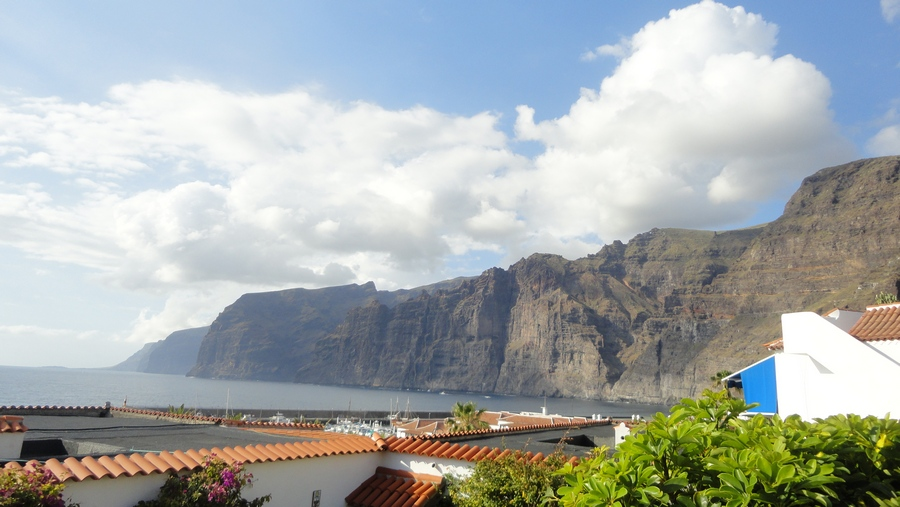 Los Gigantes, Stupefying View of the Cliffs