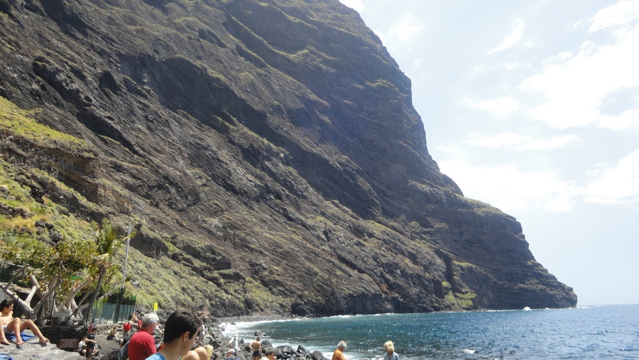 Tenerife, the Island of Eternal Spring, Masca Bay, Gorgeous Cliffs, Pirates Hideaway