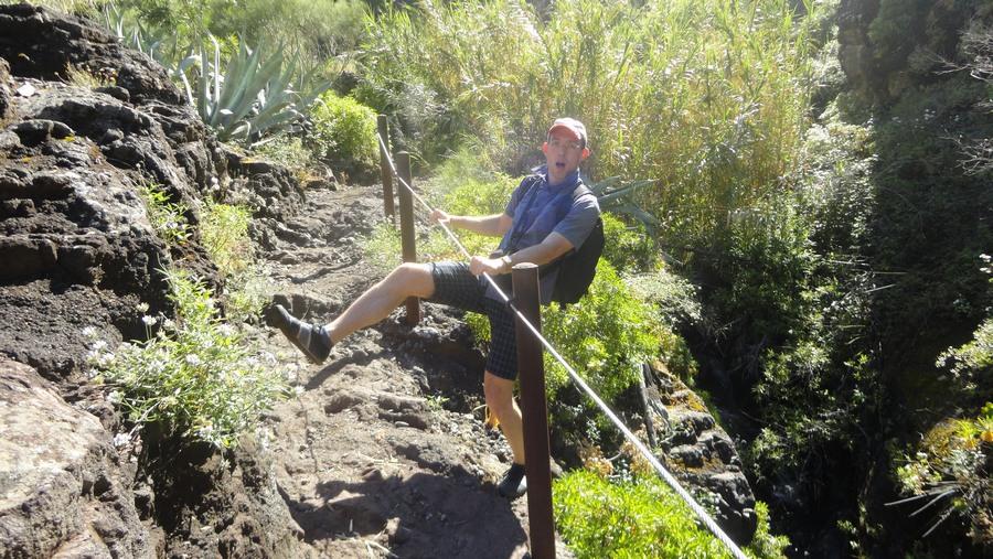 Tenerife, the Island of Eternal Spring, Masca Hike, Buenavista, Steel Ropes