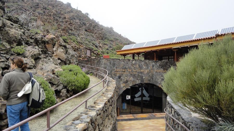 Tenerife, the Island of Eternal Spring, Teide National Park, Information Centre