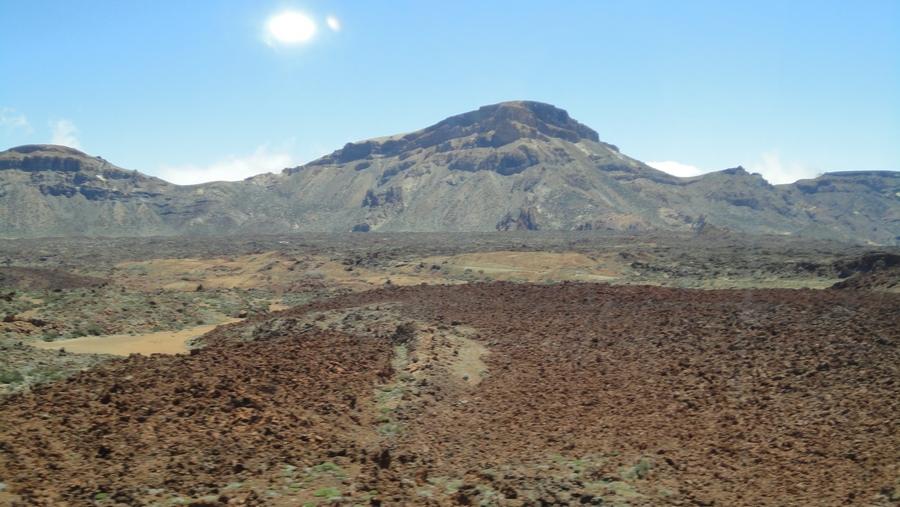Tenerife, the Island of Eternal Spring, National Park del Teide, Volcanoes, Clear Sky