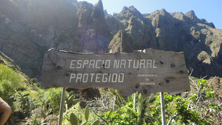 Tenerife, the Island of Eternal Spring, Protected Region, Masca, Buenavista