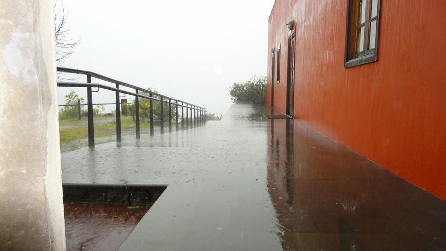 Tenerife, the Island of Eternal Spring, Rainy Day, El Bolico, Buenavista