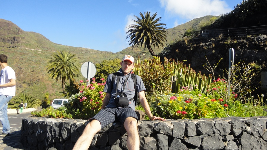 Tenerife, the Island of Eternal Spring, Eternal Svet, Masca Village, Buenavista