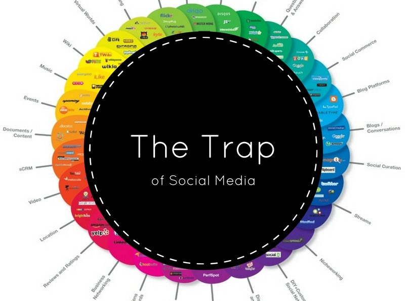 The Trap of Social Media, Vortex Photo, Channels