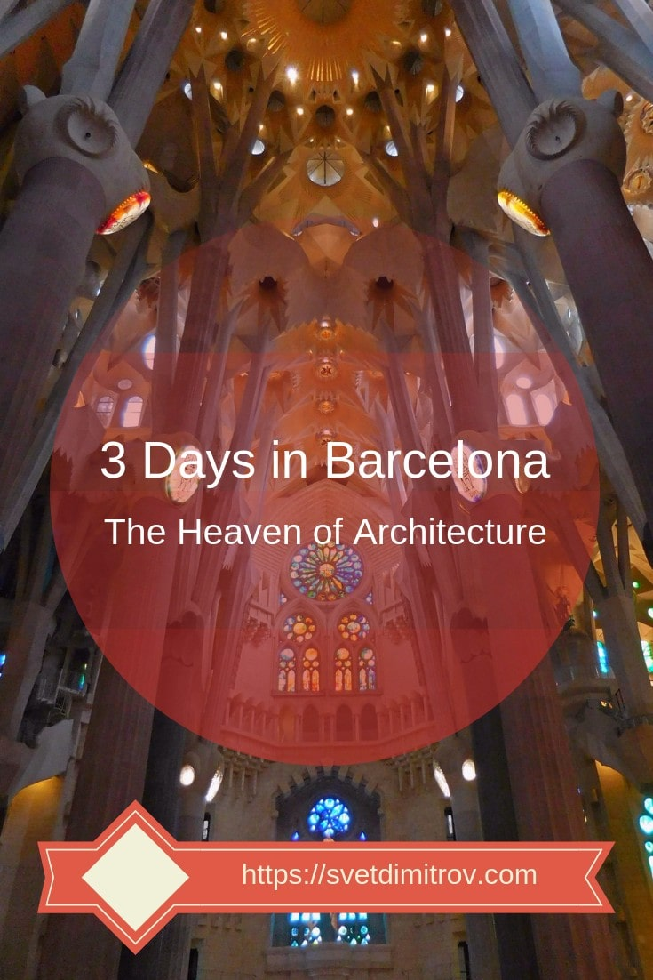 How to spend 3 days in Barcelona - tips, tricks, and ideas