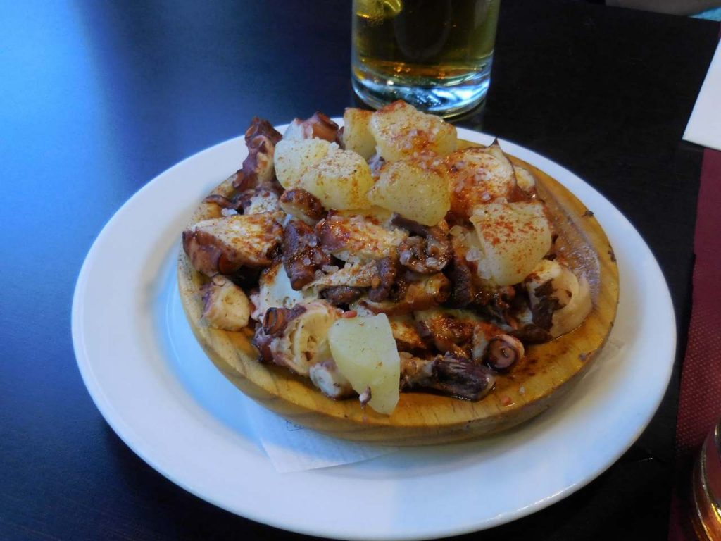 barcelona-spain-pulpo-gallega-sea-galician-octopus