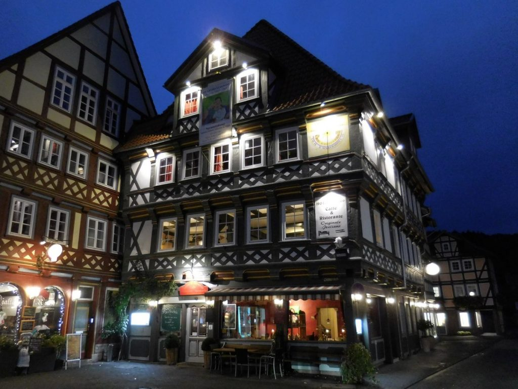 hann-muenden-hesse-germany-night-view-architecture
