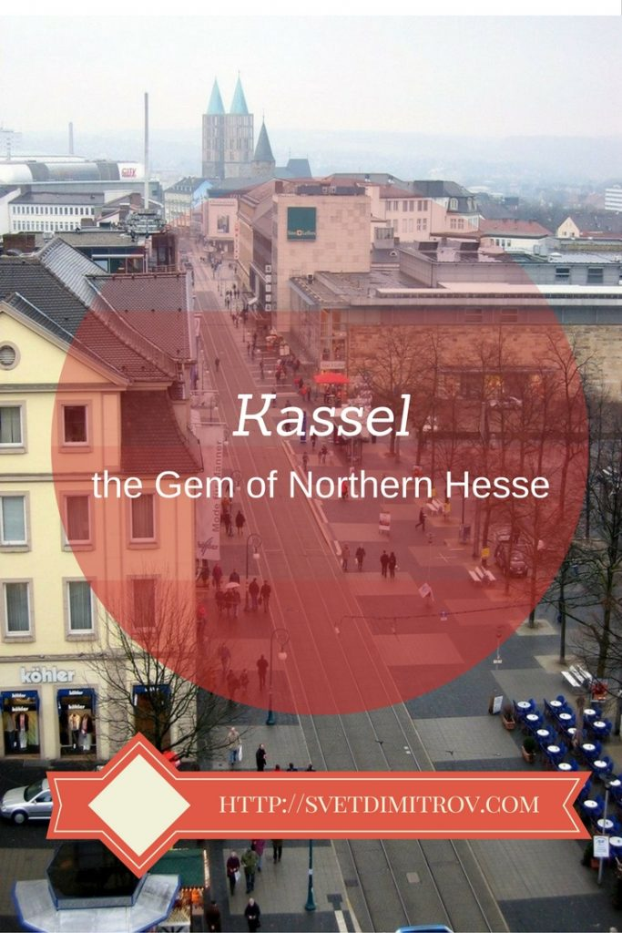 Kassel is a Hidden Gem in the Northern Hesse region of Germany