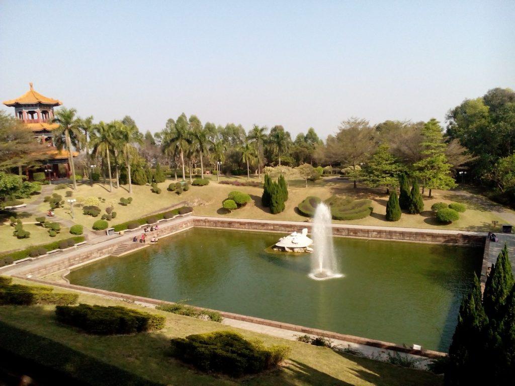 Lotus hill resort-china-view-pavilion
