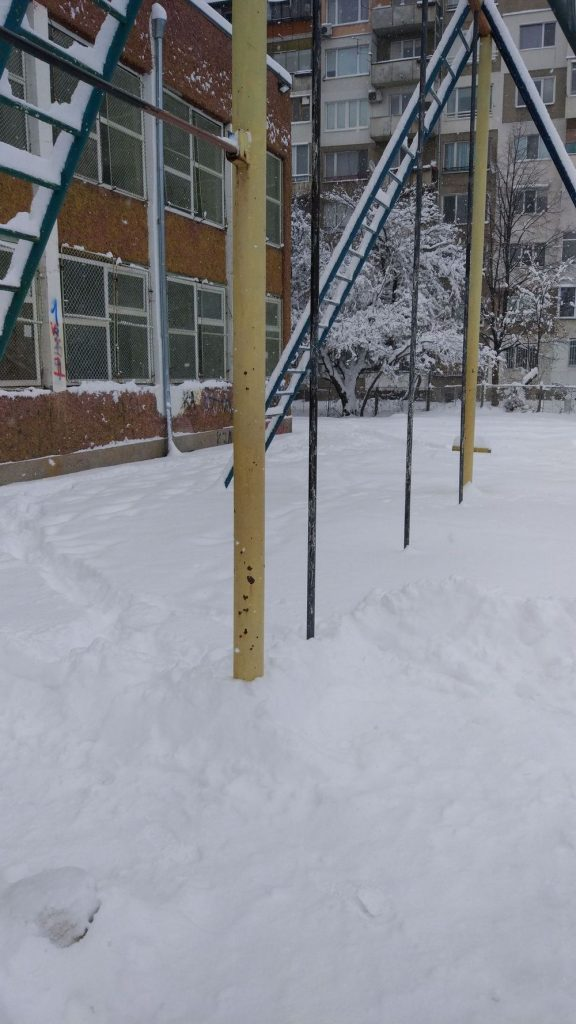 working out-snow-bars-bulgaria-mladost-sofia