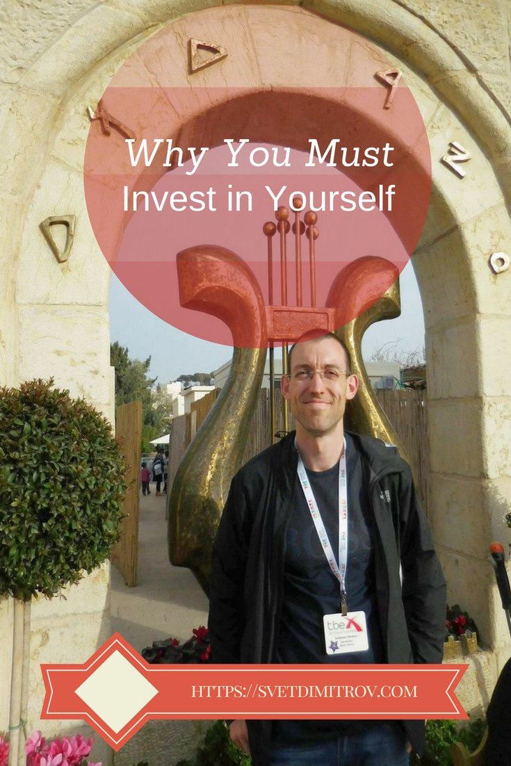 invest in yourself, svet dimitrov, pinterest, jerusalem, city of david