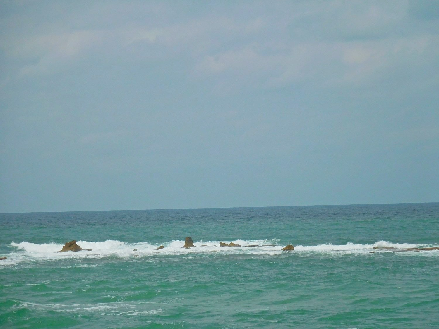 tel aviv, old jaffa, andromeda's rocks, outcropping