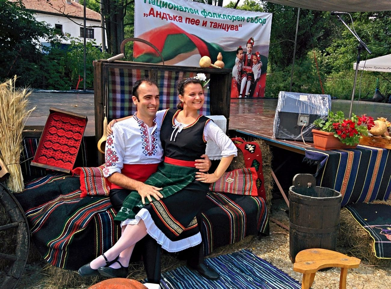 bulgarian folk dances, traditional costumes, bistra, nace, the magic of traveling, bulgaria