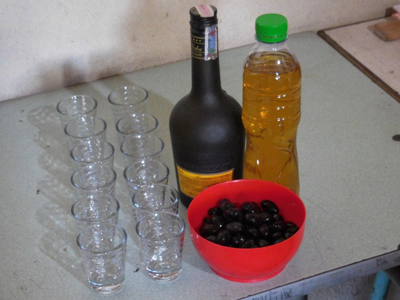 kavarna region, rakiya tasting, balgarevo, bulgaria