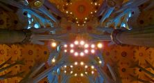 Sagrada Familia, Barcelona, Interior, Featured Image