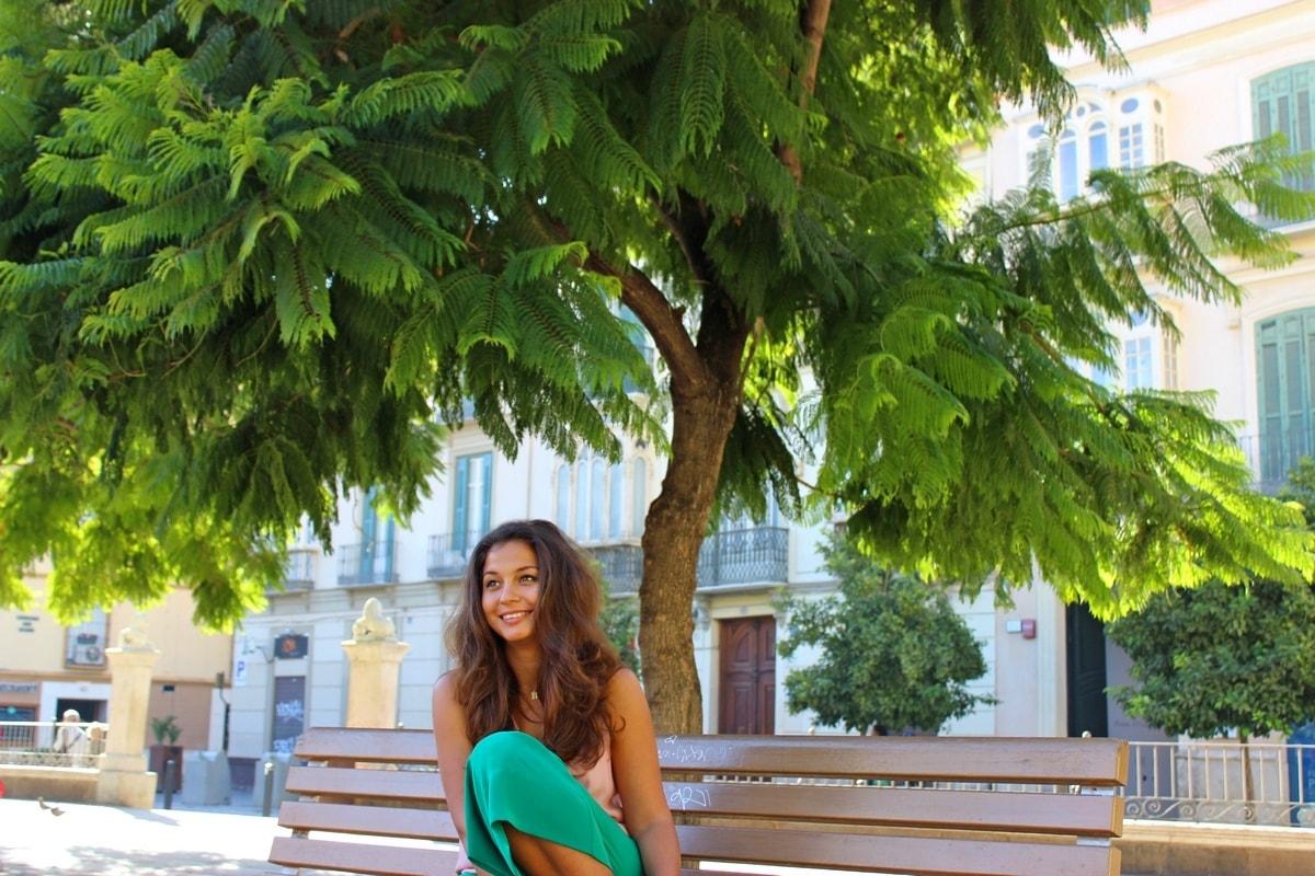 Katia Stefanova, Young Entrepreneurs Talk, Bulgaria, Bench Fiesta