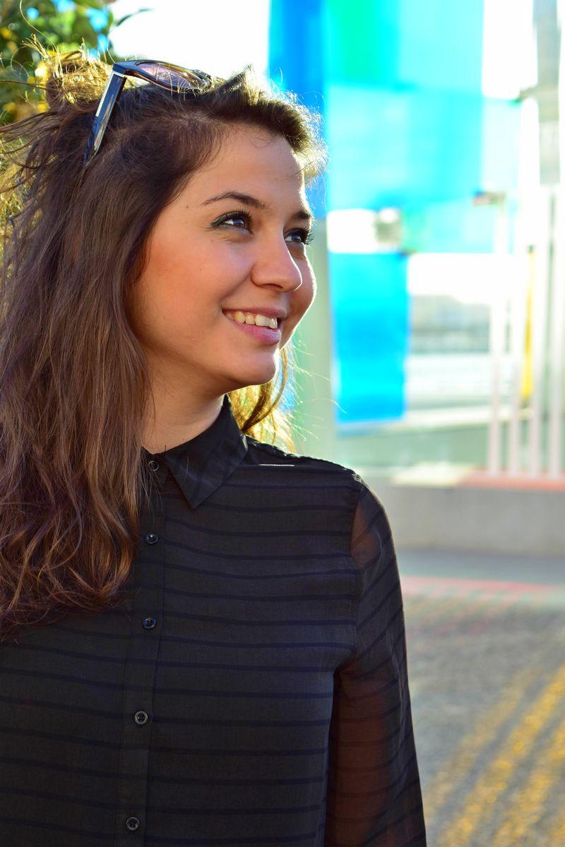 Katia Stefanova, Young Entrepreneurs Talk, Bulgaria, Dreamer