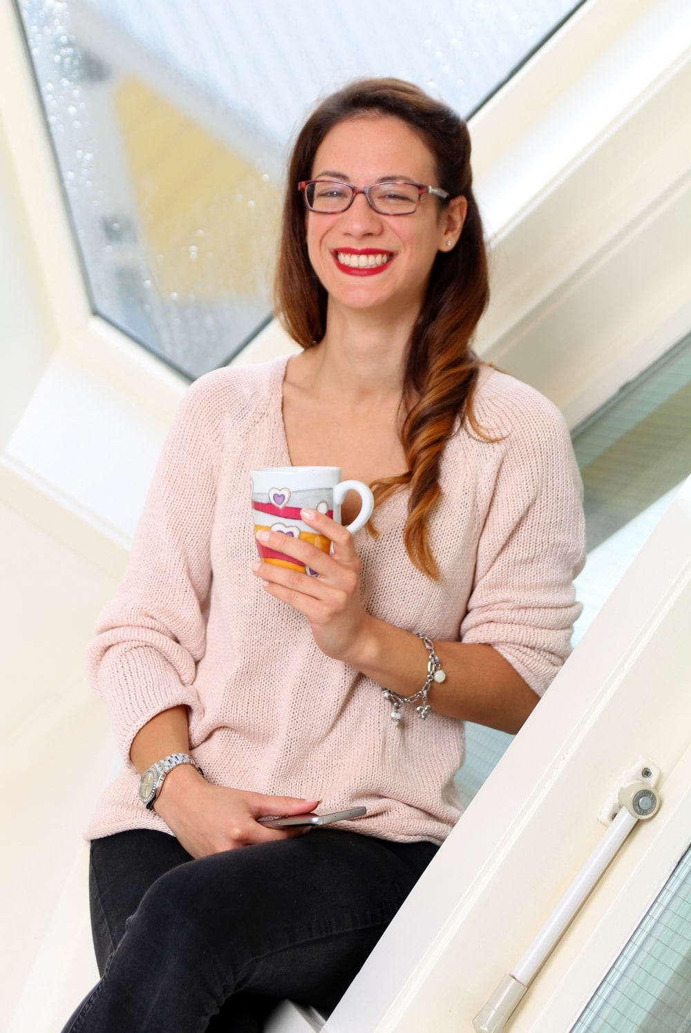 Young Entrepreneurs Talk, Maria Rosaria di Lecce, Rosie, Coffee and Smile, Daily Routine