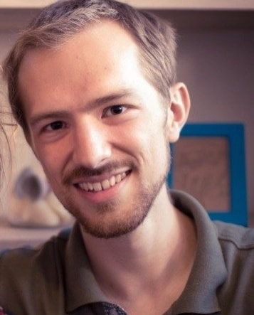 Young Entrepreneurs Talk, Andrew Walton, Headshot Image