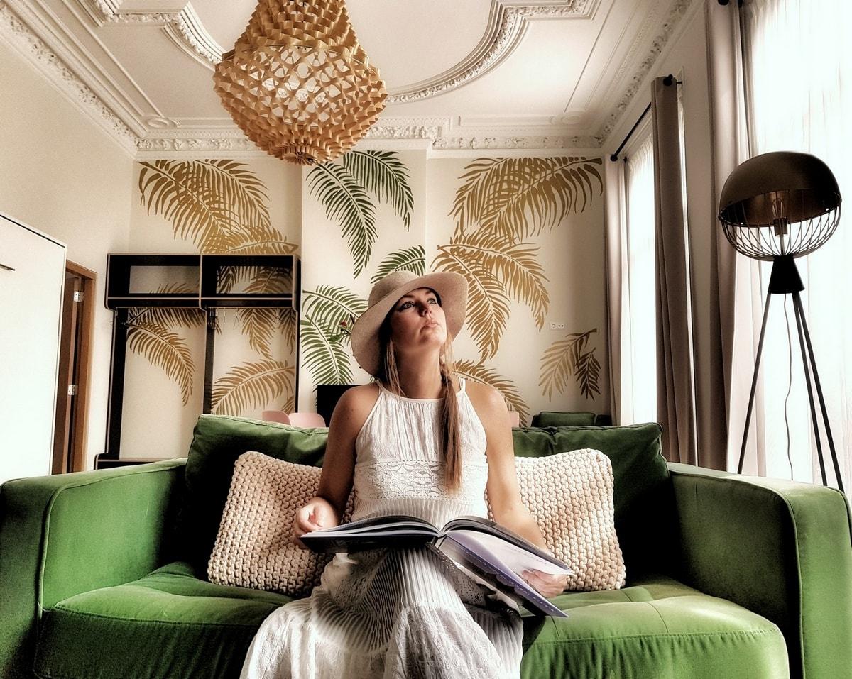 Young Entrepreneurs Talk, Naomi Louwerens, La Paulowna Boutique Hotel, The Hague