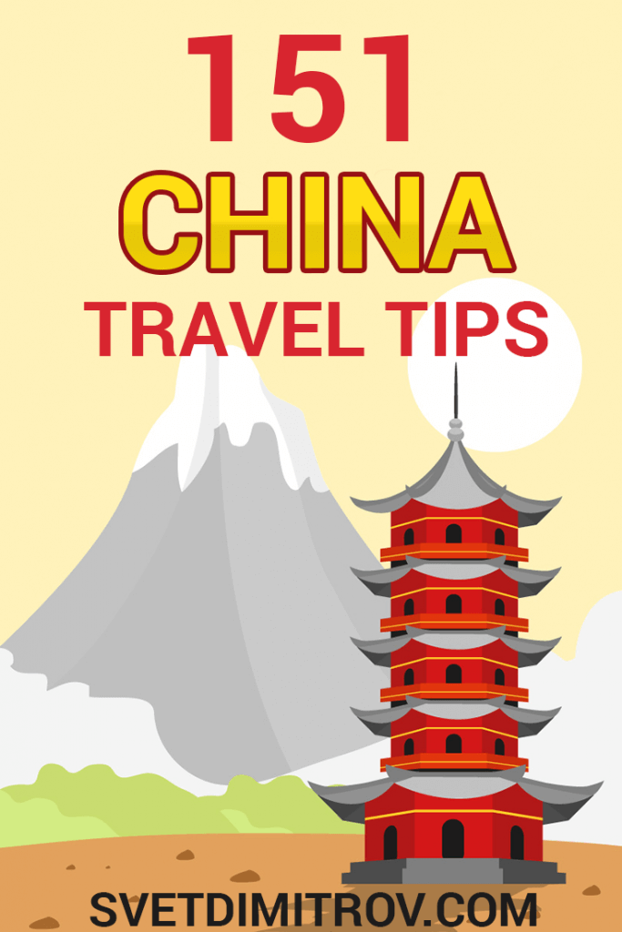 151 China Travel Tips to have a blast, avoid scams, travel safely, and have the best trip of your life