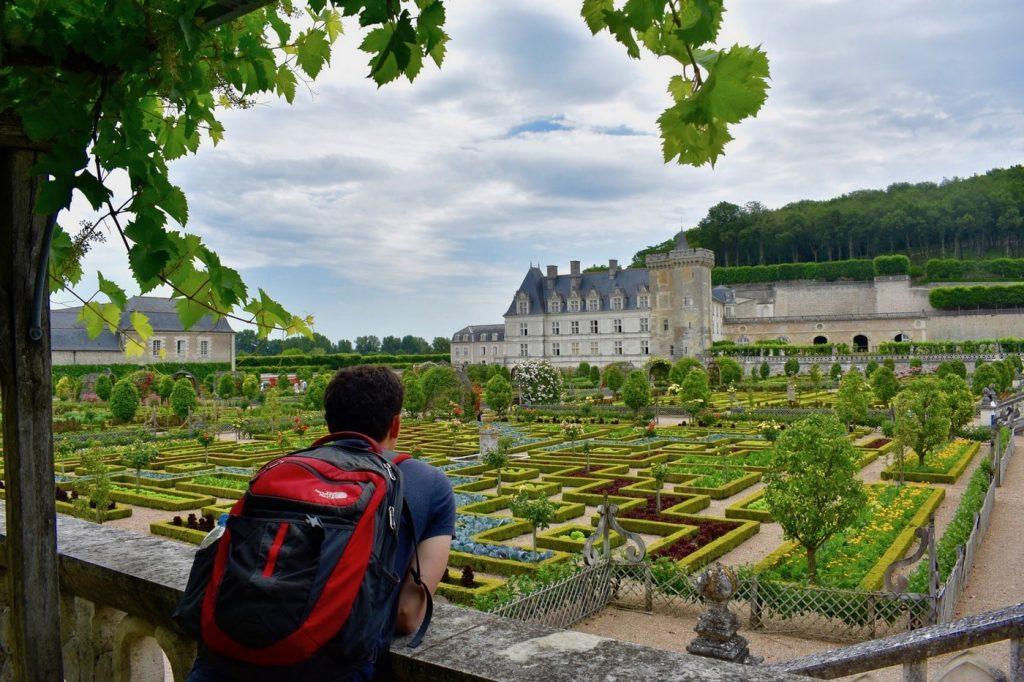 Matt in France